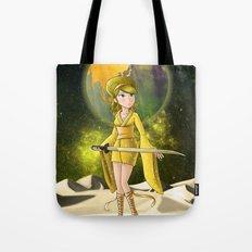 Moon Princess Tote Bag