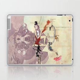 Birth - A Process Laptop & iPad Skin