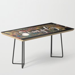 Live Simply Coffee Table