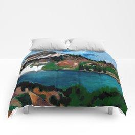Cecret Lake. Utah. Comforters