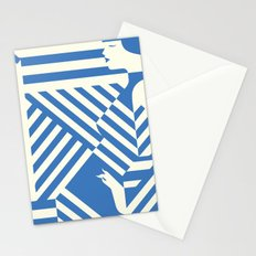 In The Line Stationery Cards
