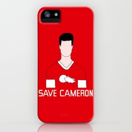 F*ck Ferris, Save Cameron iPhone Case