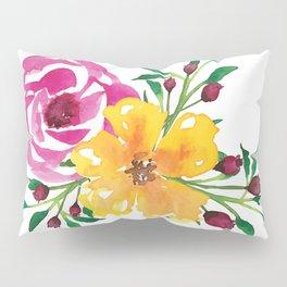 Flower Cluster #11 Pillow Sham
