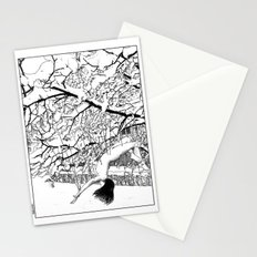 asc 564 - Le conte d'hiver (The winter tale) Stationery Cards