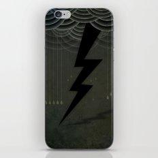 The Black Bolt iPhone & iPod Skin