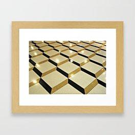 Take the Floor Framed Art Print