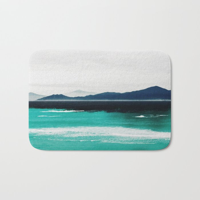 Blue coast Bath Mat