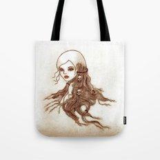 Split-Ends Tote Bag