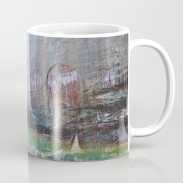 Pictured Rocks Coffee Mug