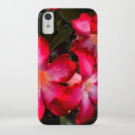 Impala Lily close up II iPhone Case