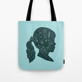 In a Science State of Mind Tote Bag