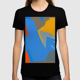 Deep in the wordly ocean T-shirt