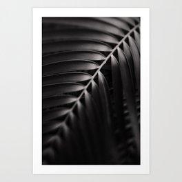 Bend - Modern Moody Botanical Art Print