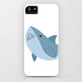 Shark Attack! iPhone Case