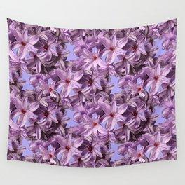 Hyacinth Wall Tapestry