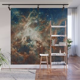 Space Nebula, Star and Space, A View of Galaxy and Outerspace Wall Mural