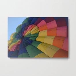 Hot Air Balloon Festival - I Metal Print