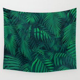 Primeval GREEN Wall Tapestry