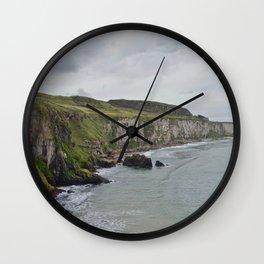 Irish Coast Wall Clock