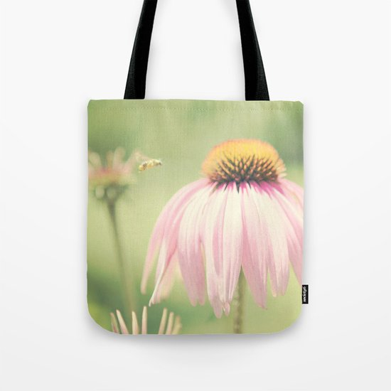 Little Honey Bee Tote Bag