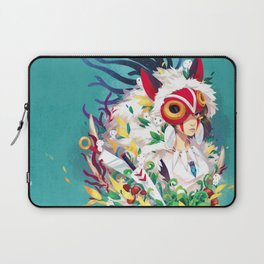 Princess Mononoke Laptop Sleeve