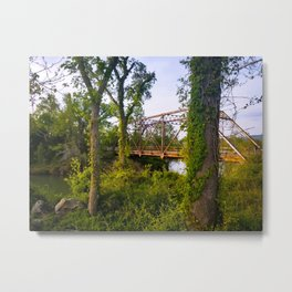 LAZY SOUTHERN AFTERNOON Metal Print