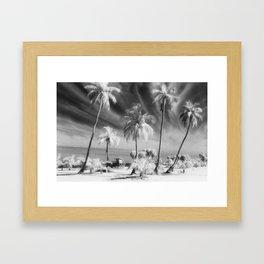 North Beach no.1 Framed Art Print