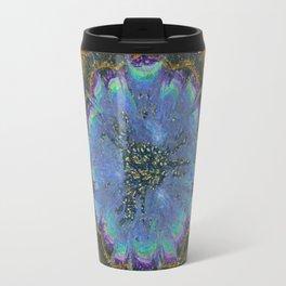 Commits Fancy Flower  ID:16165-142359-28270 Travel Mug