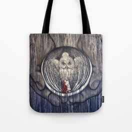 Embrace Fear Tote Bag