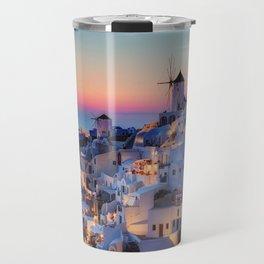 Santorin1 Travel Mug