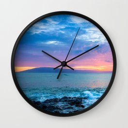 Last Wave In Wall Clock