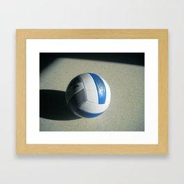 Volleyball - S Framed Art Print