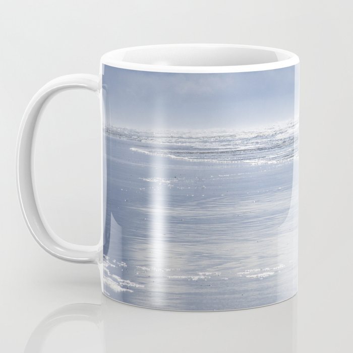 World in Blue Coffee Mug