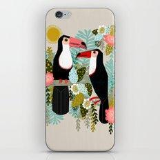 Toucans by Andrea Lauren  iPhone & iPod Skin