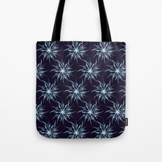 Christmas Snowflakes Tote Bag