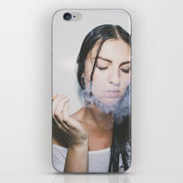 SMOKE iPhone Skin