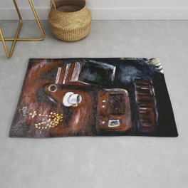 Vintage Relaxation Rug