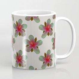 Glowing Hibiscus Coffee Mug