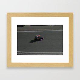 RGBike Framed Art Print