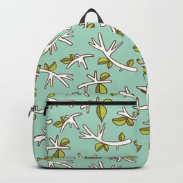 happy little branches Backpack
