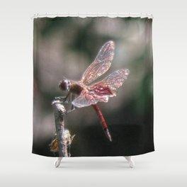 Small Dragon 6, Fantasy Shower Curtain