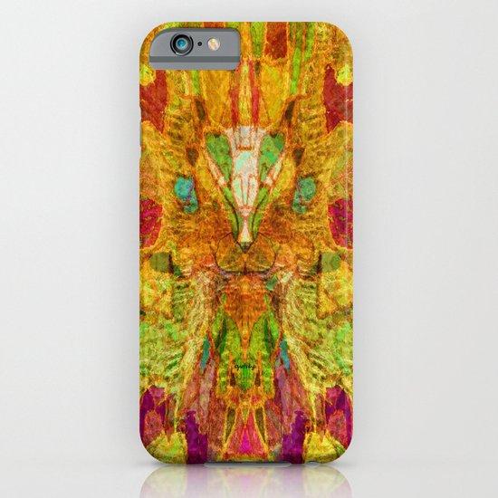 Hiding Face iPhone & iPod Case