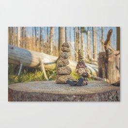 Wood Elf III Canvas Print