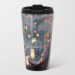 Tangled Rapunzel Travel Mug