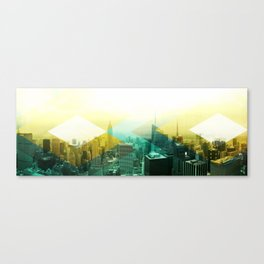 Artsy NYC New York City Skyline Canvas Print