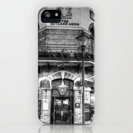 The Rutland Arms London iPhone Case