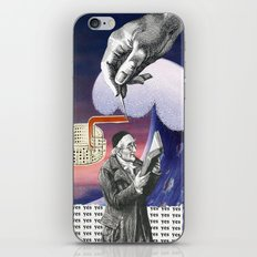Never Let Anyone Tell You Otherwise iPhone & iPod Skin