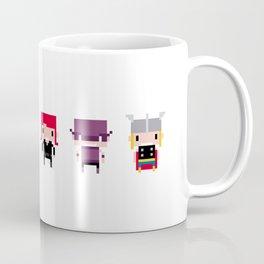Pixel Avengers Coffee Mug