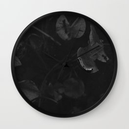 Underwater Plants Wall Clock