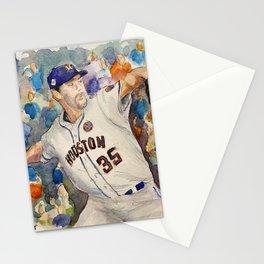 Justin Verlander - Astros Pitcher Stationery Cards